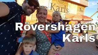 Karls Erdbeerhof in Rövershagen: Ein Tag Familienspaß [Sommer-Familien-Roadtrip-Vlog #13]