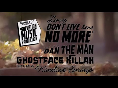 Ghostface Killah - Love Don't Live Here No More (feat. Kandace Springs) [Directors Cut]