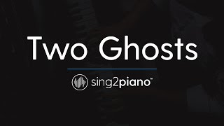 Two Ghosts [Piano Karaoke Instrumental] Harry Styles