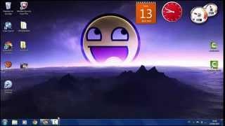2018 Como cambiar tu fondo de pantalla de la pc windows 7
