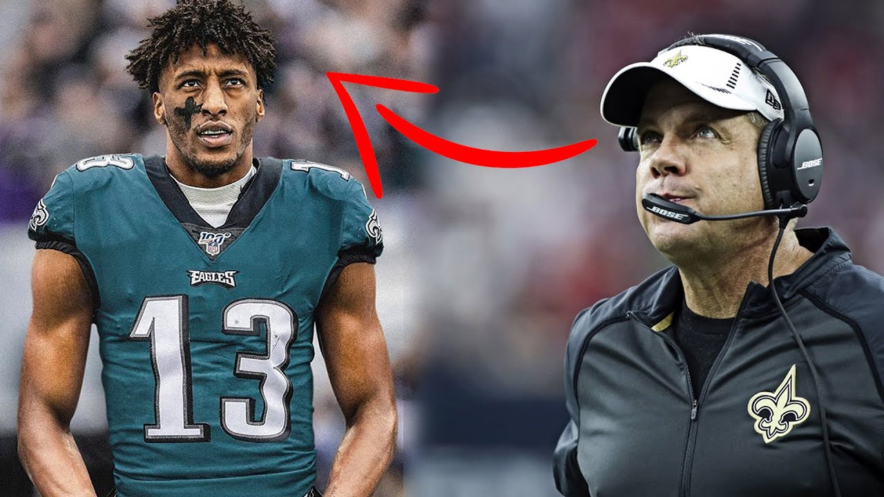 REPORT: NEW ORLEANS SAINTS TO TRADE MICHAEL THOMAS Due to Character Concerns | Sean Payton Reacts