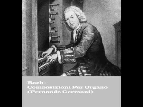 Bach   Composizioni Per Organo
