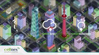 Smart IoT Solutions by Cellnex Video