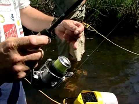 North American Fishing Club: Live Bait Rigging Part 1