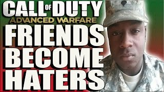"ADVANCED WARFARE:  ""BAL-27 OBSIDIAN STEED"" GOES HAM 