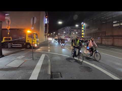 Earth-Hour-Radtour 2019
