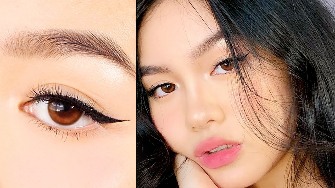 Must Know Tips Winged Eyeliner Hooded Asian Eyes