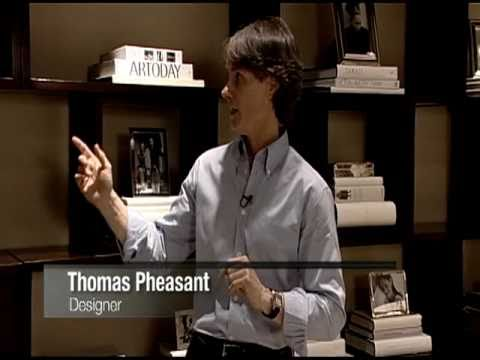 Baker Furniture: The Thomas Pheasant Collection - Etagere