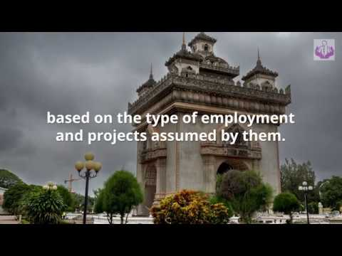 A Guide To Employment Permits For Foreign Workers in Laos