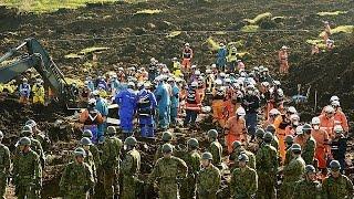 Séismes au Japon : le bilan s'alourdit