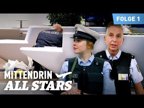 Download Im Einsatz mit der Bundespolizei   Mittendrin Flughafen Frankfurt All Stars 1/3