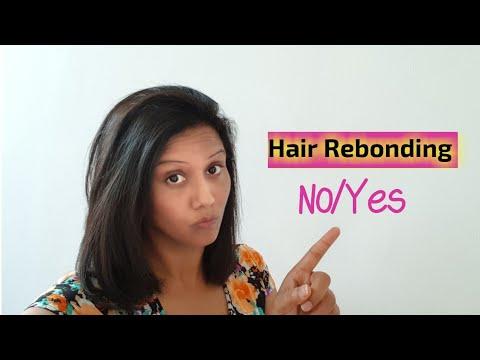 Hair Rebonding Reality   Cabin Crew   Mamta Sachdeva   Aviation   Travel   Hindi  