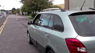 Skoda Fabia Scout 2011 Videos