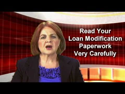 Home Loan Modification Secrets part 1