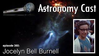 Astronomy Cast Ep. 360: Modern Women: Jocelyn Bell Burnell