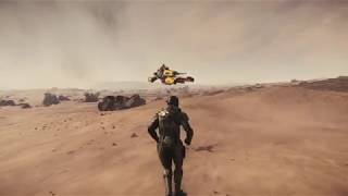 Star Citizen 3.0 PTU Gameplay | Searching for a Javelin