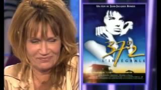 Clémentine Célarié - On n'est pas couché 2 juin 2007 #ONPC