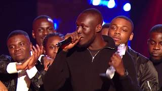 Stormzy | Best Album acceptance speech  | 2017 MOBO Awards
