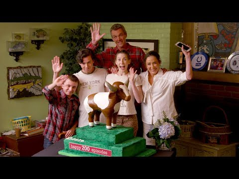 'The Middle' Episode 200 Interview
