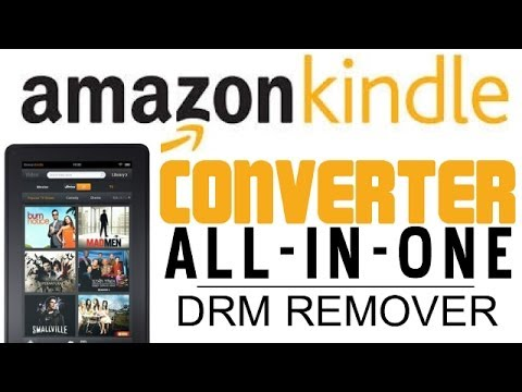 Remove DRM From Kindle Books | DRMSTOMPER COM