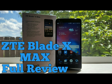 ZTE Blade X Max Full Review after using for 2 weeks