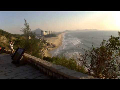 闸坡的海(Sea of yangjiang zhapo,Guangdong)