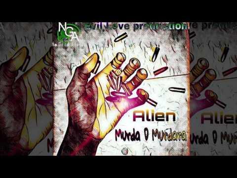 Alien aka Palomi Murcury - Murda D Murdara (Hip-Hop 2017) {Evil Love Production}