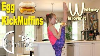 Egg KickMuffins  Whitney&#39s Kitchen Gymnastics