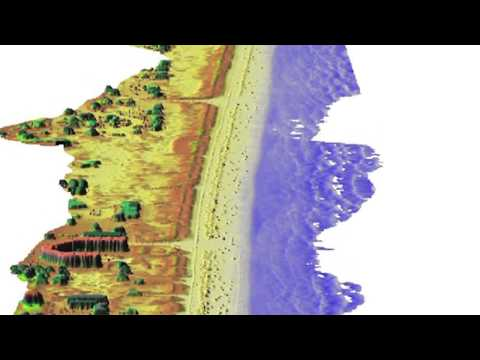 Unveiling the Earth's Surface  Airborne Lidar at UT-Austin's Bureau of Economic Geology
