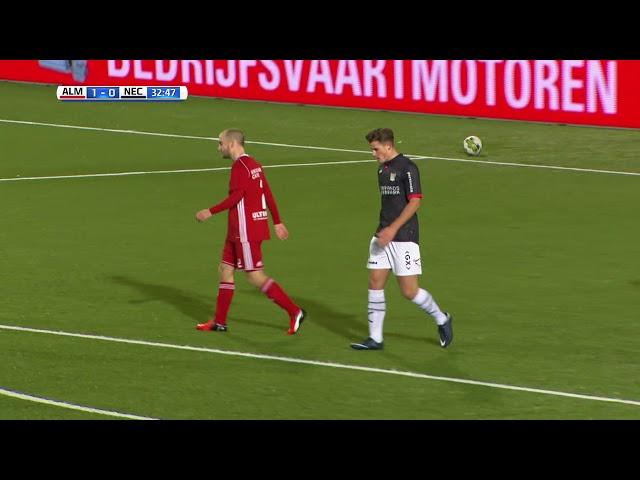 Samenvatting: Almere City FC - N.E.C. Nijmegen (3-2)