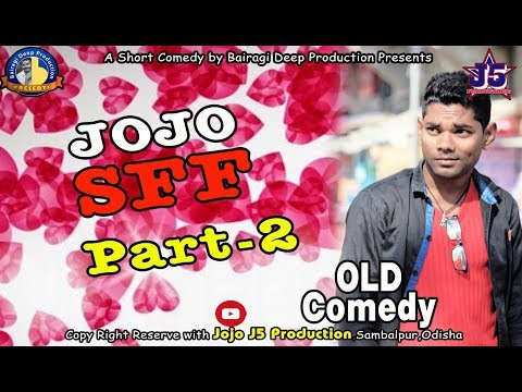"Jogesh Jojo comedy show in flim fair sambalpur 2017"""