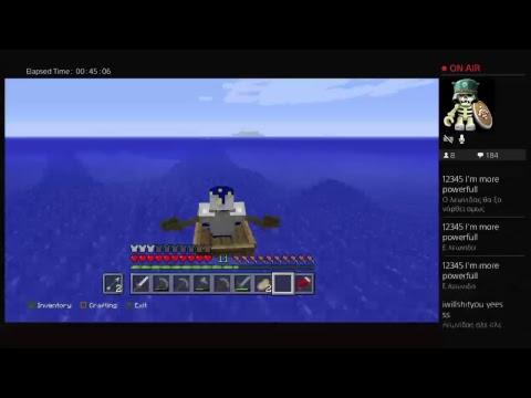 Kano live minecraft
