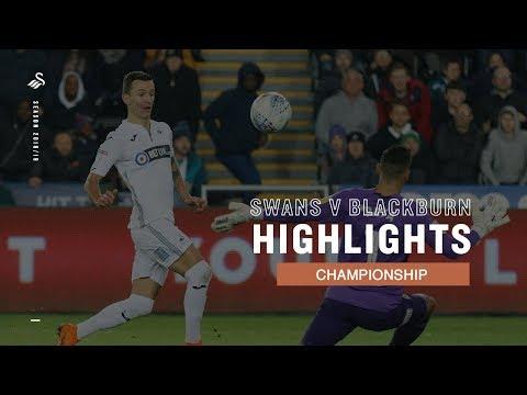 Highlights: Swans 3 - 1 Blackburn