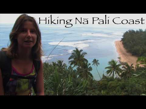 Hiking Na Pali Coast