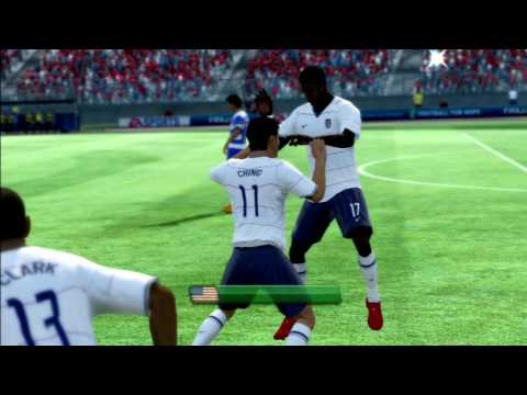EA Sports FIFA World Cup 2010 - USA Playthrough - Qualification (EP 4)
