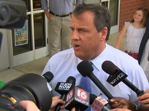 Christie Speaks on Bridge Scandal Indictments