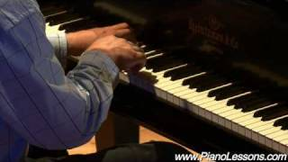 Piano Solo Improvisation - PianoLessons.com