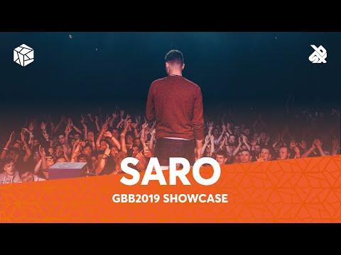 SARO | Grand Beatbox Battle Showcase 2019