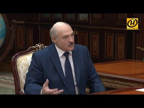 Лукашенко про смерть актёра в Витебске