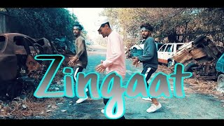 Zingaat Hindi | Dhadak | Dance Video | Choreography By Sammy