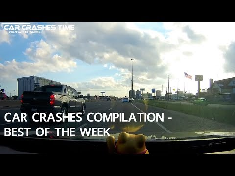 Car Crash Compilation - February 2019 - #EP. 1