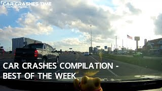 Car Crash Compilation - February 2019 - #EP. 1