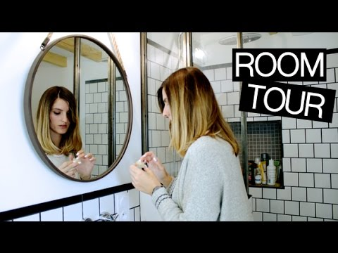 Room Tour  Ma Salle De Bain !  Youtube