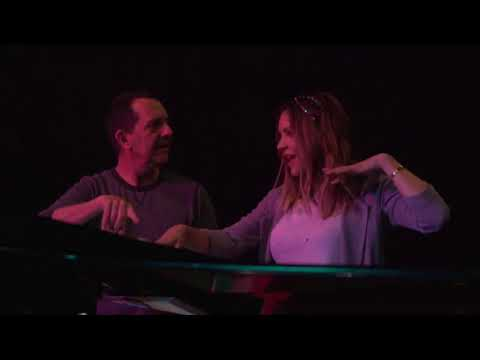Katharine McPhee - Day and Night Rehearsal
