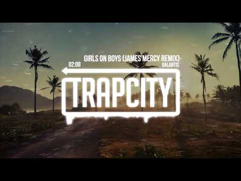 Galantis - Girls on Boys (James Mercy Remix)