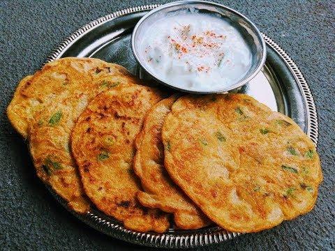 Wheat Flour Pancakes Recipe | Aatte Ka Cheela | Instant Breakfast Recipe | Episode 124