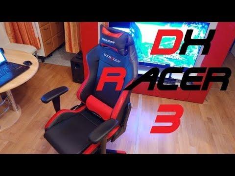 Dx Racer 3 Drifting Series Unboxing Und Eindruck