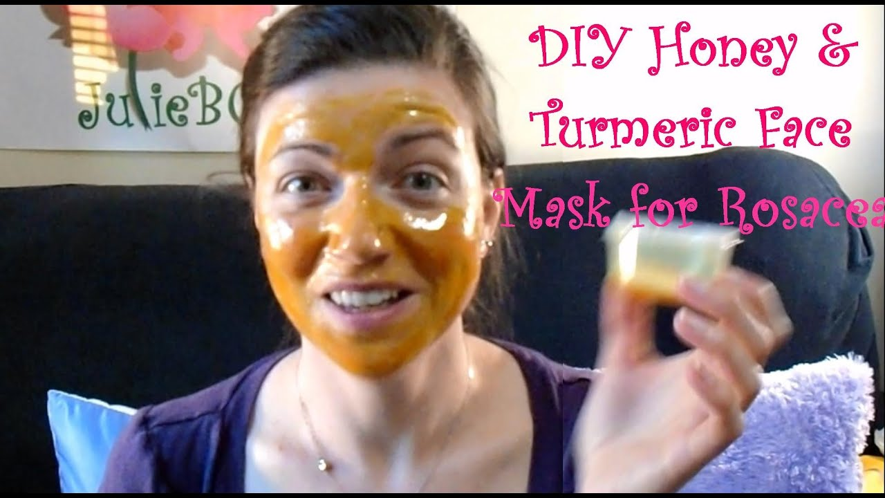 DIY Manuka Honey and Turmeric Face Mask