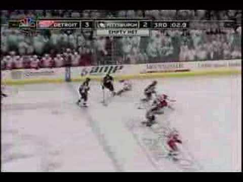 Highlights: Penguins vs. Red Wings: Game 6 2008 Playoffs