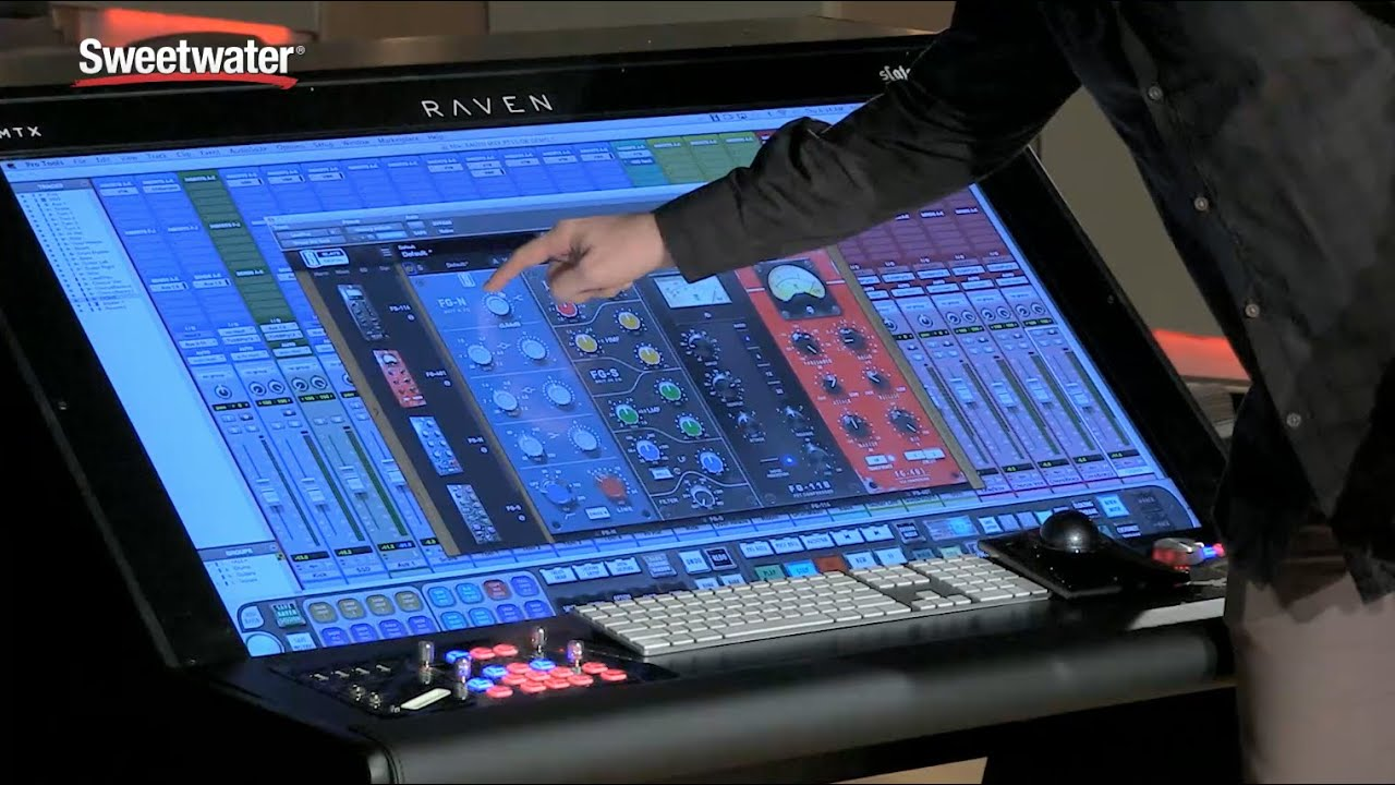 Slate Media Technology Raven Mtx Mk2 Demo Sweetwater